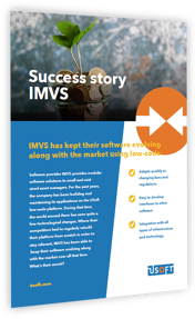 Lowcode IMVS success story cover_S